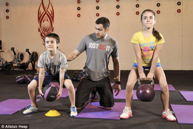 Kids Personal Traning